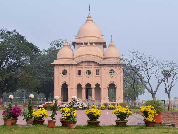 Swami Brahmananda Temple at Belur Math